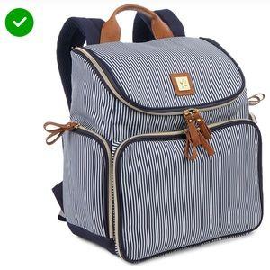 Bananafish Bags Striped Breast Pump Backpack Poshmark